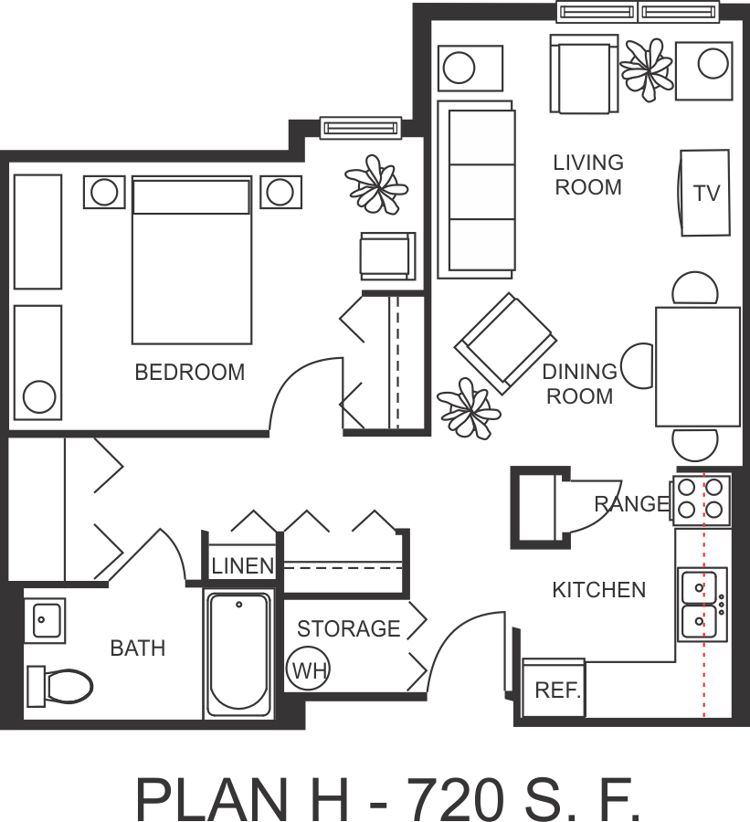 Floor Plans Florida House Apartments